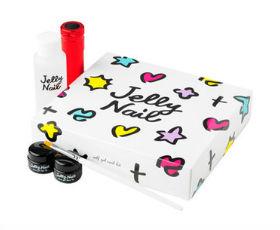 JELLY NAIL(ジェリーネイル) LEDジェルネイルキットの画像