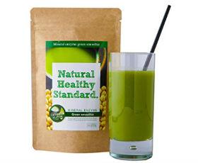 Natural Healthy Standard.(ナチュラルヘルシースタンダード) ミネラル酵素グリーンスムージーの画像