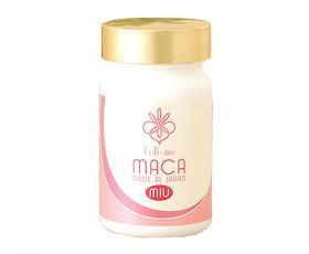 full-me MACA(フルミーマカ)の画像