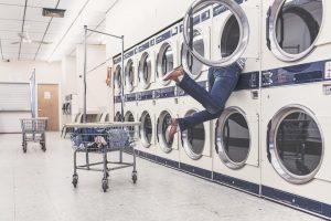 洗濯の画像