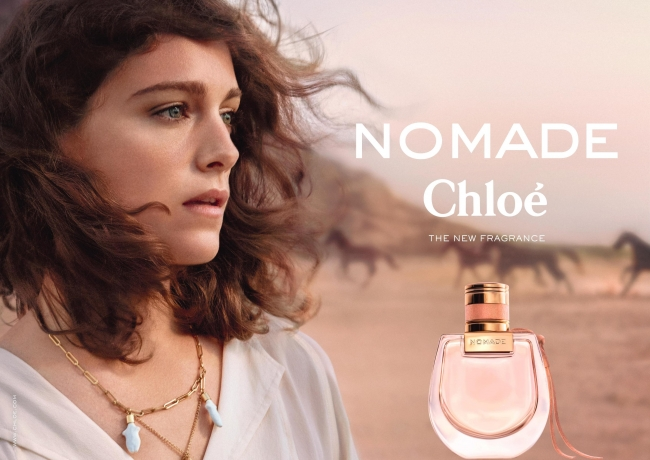 クロエの新フレグランス「ノマド」が3月発売!美しすぎるムービーが大評判