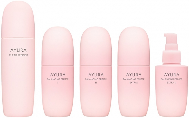 レビューサイトで大評判のアユーラ、「バランシングプライマーⅠ・Ⅱ」などスキンケア商品を発売