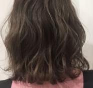髪使用の画像
