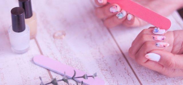 ジェルネイルイメージの画像