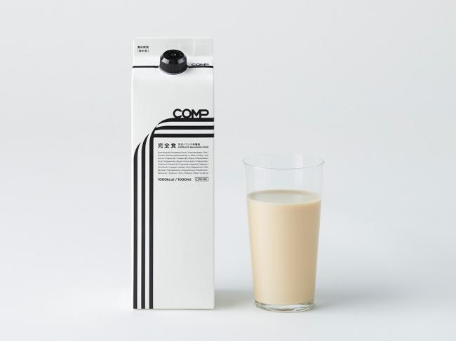 国内初のドリンク完全食「COMP DRINK」が販売スタート!忙しい人に大評判の完全食とは?