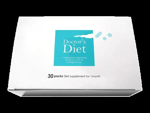 口コミで話題の本格ダイエットサプリ「Doctor's Diet」(ドクターズダイエット)が通販サイト・クリニックで販売開始!