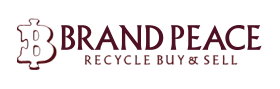 ブランドピースロゴの画像