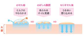 リサージミルクオイルの画像