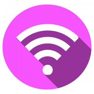 Wi-Fi マーク 画像