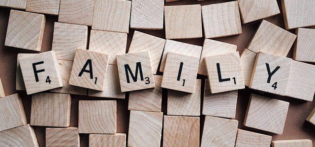 家族文字の画像